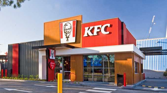 KFC's new restaurant and secret menu changes