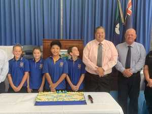 Bowen State School new leaders crowned