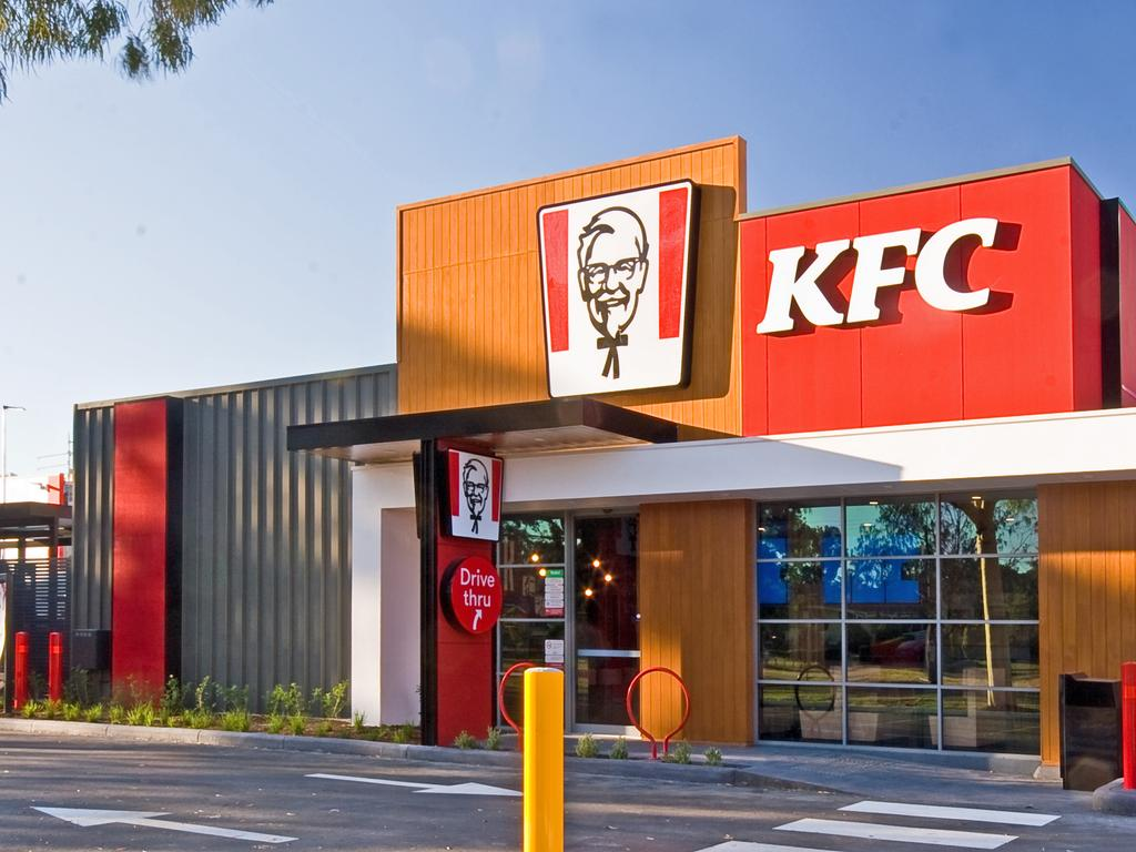 KFC is changing its menu and growing its restaurants. Picture: Supplied