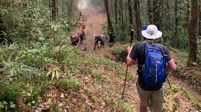 Fourth time a charm for Kokoda trek