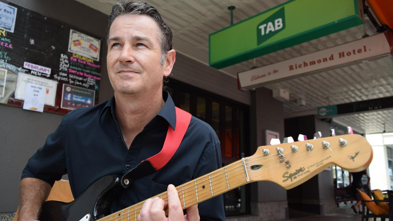 Richmond Hotel manager Greg Buckman will be MCing the Sunday session on March 1.