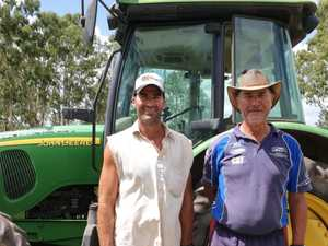 Lockyer family sell up farm  after 120 years on the land