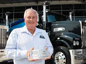 Baker Group celebrates with two limited edition Macks