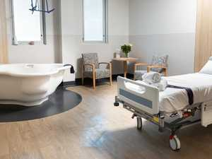 New birth suite provides options for new parents