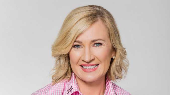 How you can meet TV's Kim McCosker in Rockhampton