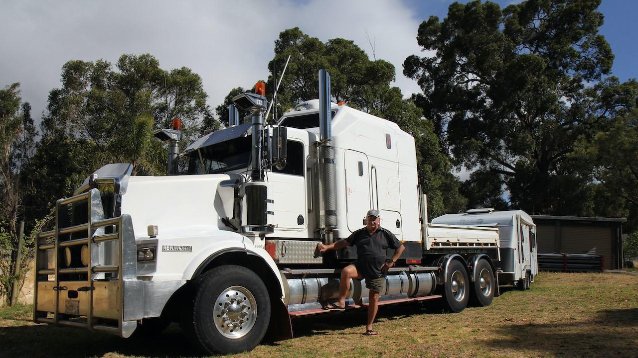 Truckin' Eddy
