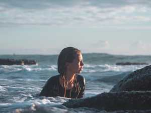 Norwegian 'mermaid' destined to surf our waves