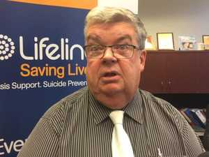 Lifeline CEO Derek Tuffield