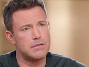 Affleck's public plea to Jennifer Garner
