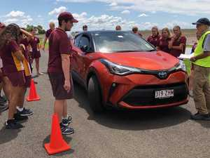 Local students learn about road safety