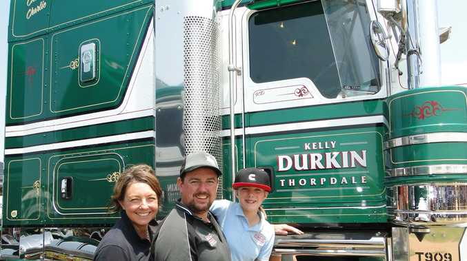 Durkins honour family founder
