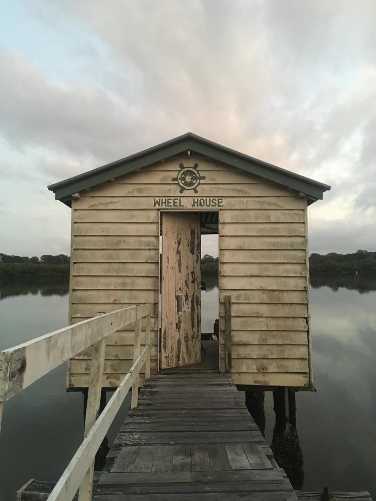 Dating back to the 1940s, the quaint little Maroochy River boathouses jetties of Bradman Ave have become an iconic part of our Sunshine Coast's rich history.