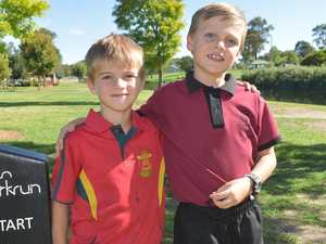 Parkrun youngsters reach mega milestones