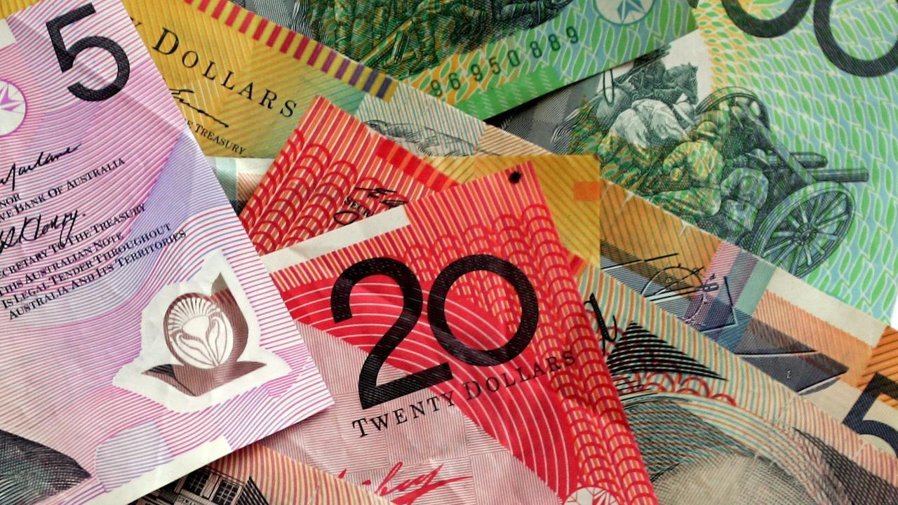 A GYMPIE region businessman ripped a woman off for more than $50,000.