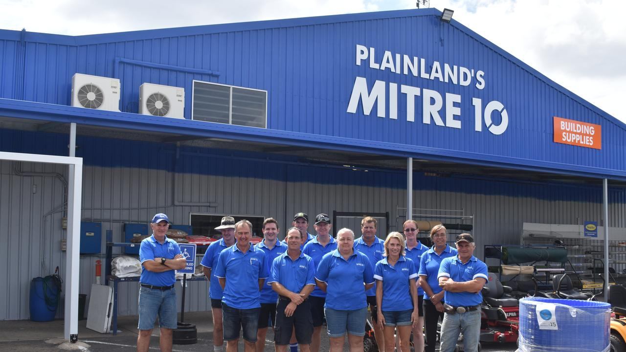 Big Plans For Official Opening Of Rebranded Hardware Store