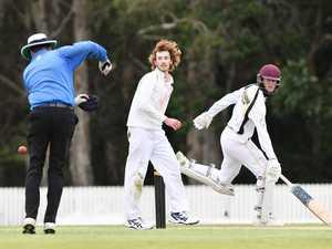 CRICKET: Sunshine Caost Division ! cricket fixtures.