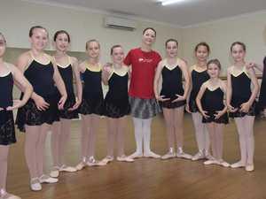 PHOTOS: QLD Ballet comes to Kingaroy