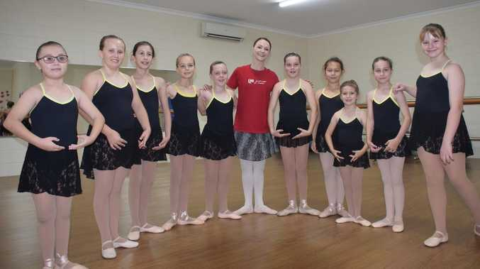 PHOTOS: QLD Ballet comes to Kingaroy