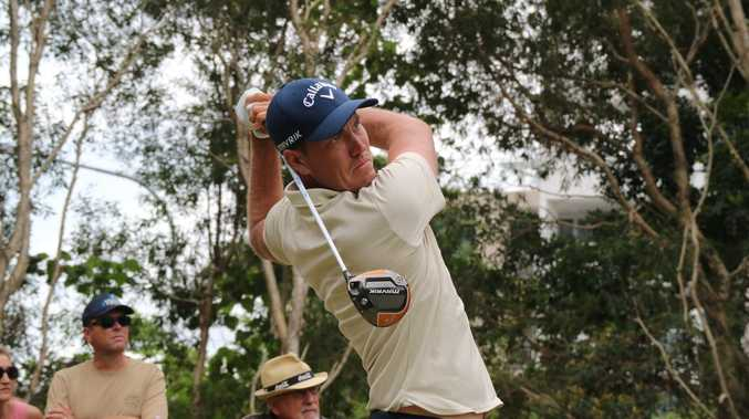 Chase pack swoops on Qld Open leaders