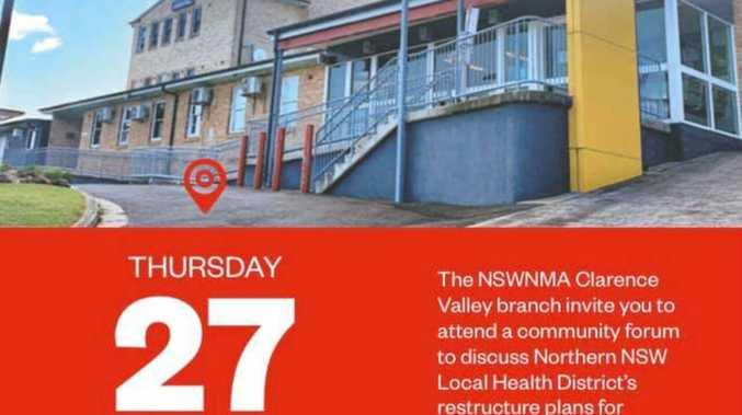Health district creates second Maclean hospital forum