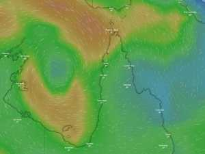 Tropical cyclone to bring rainfall to Whitsundays
