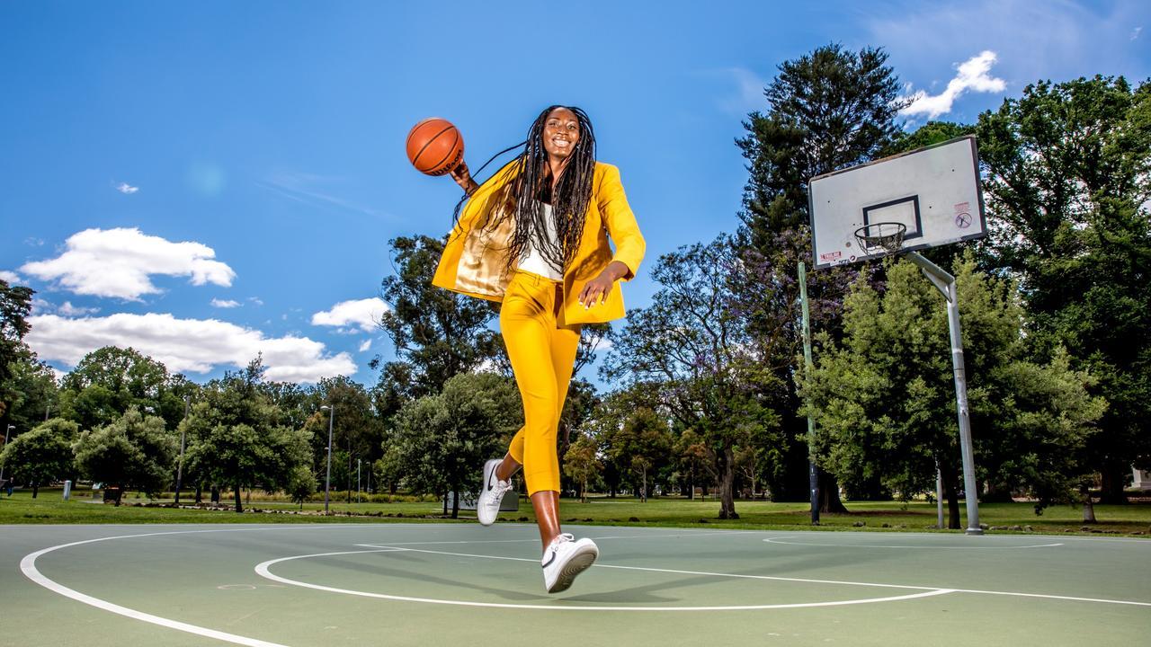 Basketball talent Eziyoda