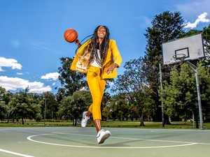 WNBA-bound Melbourne player blows Lauren Jackson away