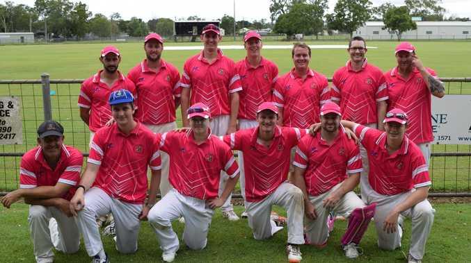PHOTOS: Pink Stumps Day cricket fundraiser
