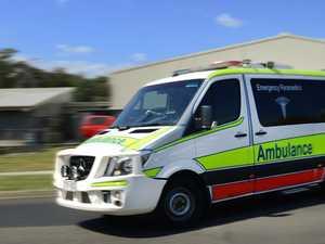 Three injured after three-vehicle crash