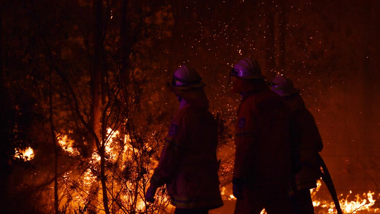 The NSW government has set aside $1b to rebuild state infrastructure following the fires.