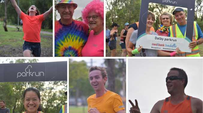 GALLERY: All the photos from parkrun's third birthday