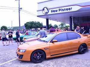 AUSSIE PRIDE: Over 100 Holdens were showcased in