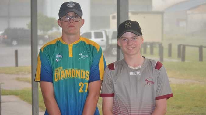 Gladstone softball trio in Australian squads