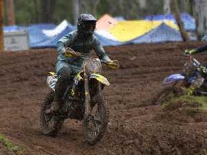 Motox: Ashley Carvolth.