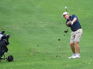 Golf: Michael Tipping