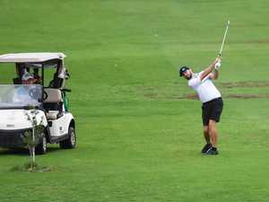 Golf: Boyd Watts.