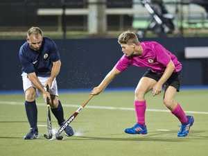 Garth Miller, Strikers and Carter Mogg, GCC. GCC Pink