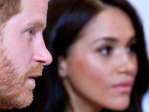 Harry and Meghan launch palace fightback
