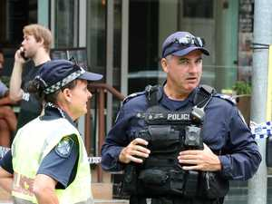In pictures: Fatal police shooting in Brisbane CBD