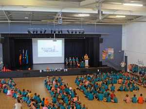 Our students urged to 'stand up to bullies'