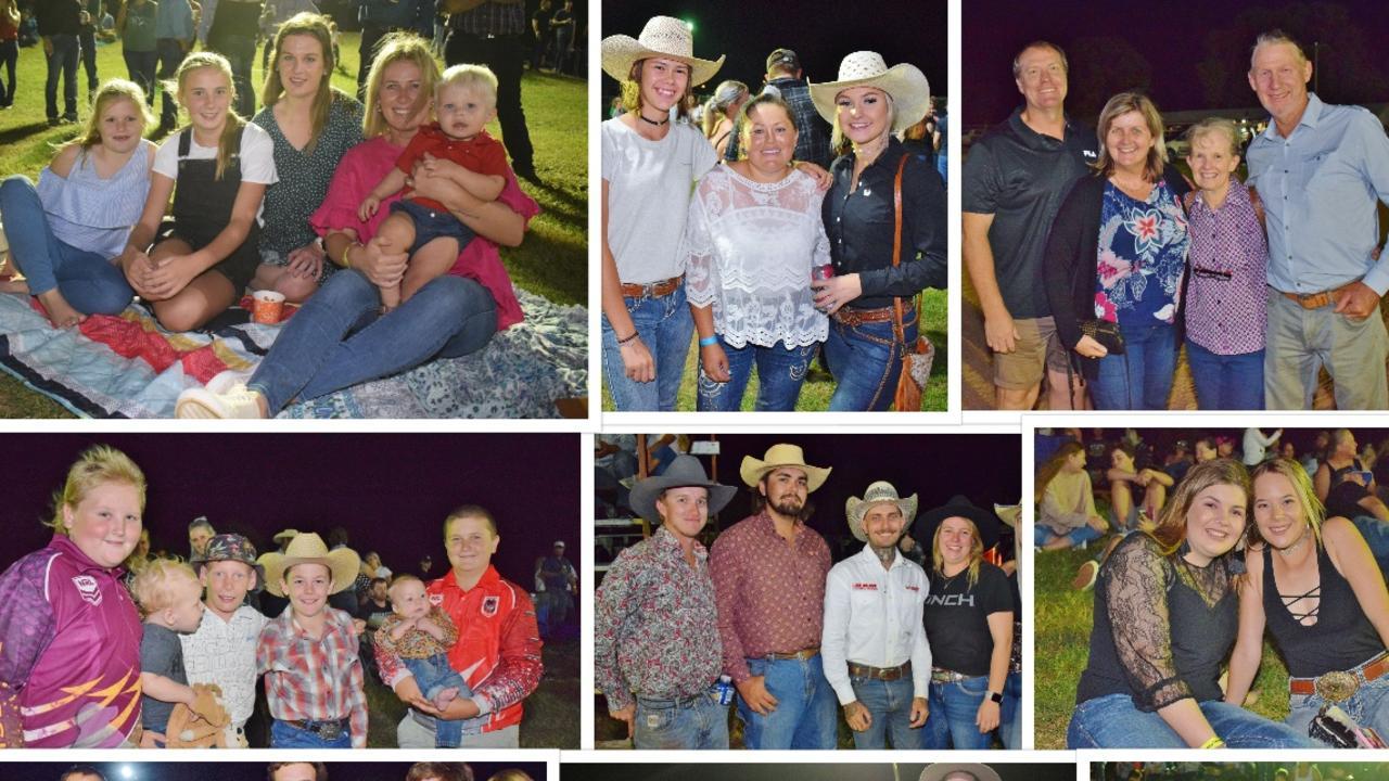 FAMILY FUN: Chinchilla Rodeo 2020 Pic: Peta McEachern