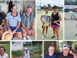 110+PHOTO GALLERY: Seniors Tennis Tournament