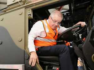 ScoMo's $5b 'military jobs bonanza' firing blanks