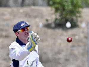 Twin tons keep Blue Dogs in top position