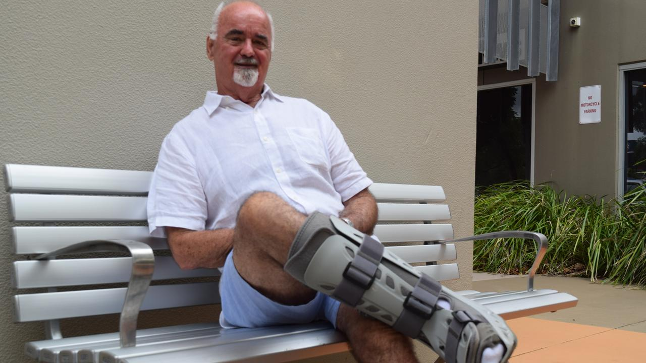 Q AND A: This week's guest is Noosa Rotary Club's Bob Birkhead.