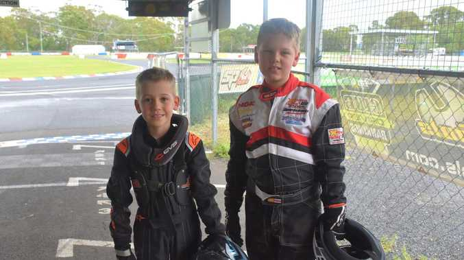 GALLERY: Interest boom for Karting Club