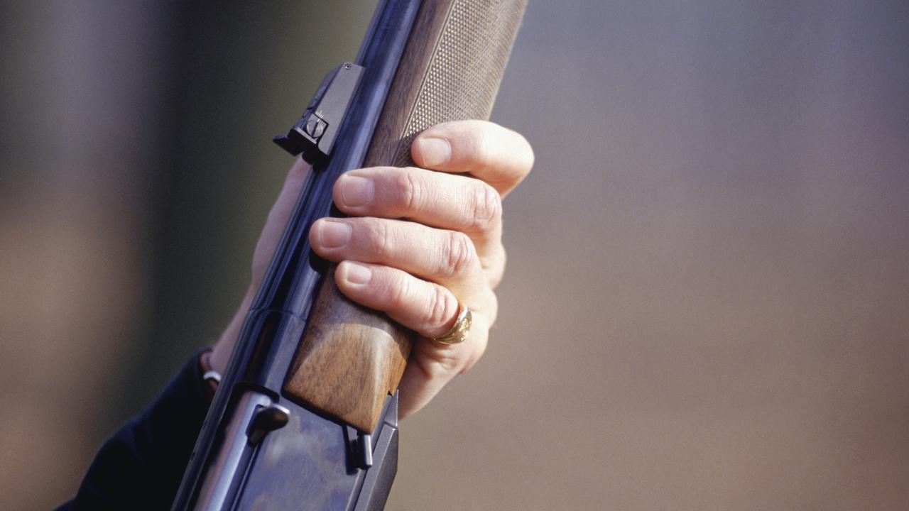 """Gun owner Michael Albert Busley was """"simply caught being disorganised""""."""