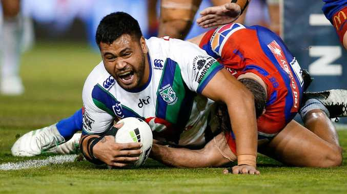 Titans snare Warriors forward as cover for injured skipper