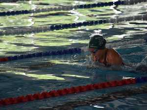 Scots PGC swimmer Elise Kruger in the 50m