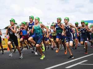 Fraser Coast triathletes make state team
